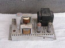 Vintage RCA RS-203A 6BQ5 Stereo Tube Amplifier
