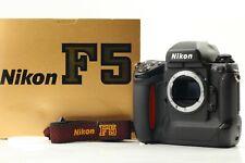 [Mint in Box] Nikon F5 SLR 35mm Film Camera from Japan #097