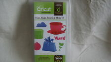 Cricut Cartridge - TAGS, BAGS, BOXES & MORE 2 - BRAND NEW!  Never Opened
