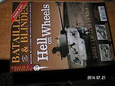 *** Batailles & Blindés n°27 Enfer de la ROER Lysjanka Bataille d'Arras Mai 1940