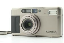 [NEAR MINT] CONTAX TVS II 35mm Data Back Point & Shoot Camera From Japan  #0093