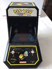 Coleco 1981-1982 Vintage Nintendo Pac Man table top game