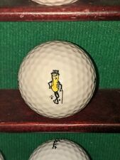 Vintage Planters Peanuts Logo Golf Ball