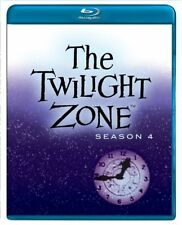 The Twilight Zone - The Original Series : Season 4 (Blu-ray, 2011, 6-Disc Set)