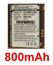 Batería 800mAh tipo BEX279HSA Para Samsung SGH-S730, Samsung SGH-S730i