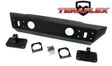 TeraFlex Explorer Front Bumper Kit - Black for 07-17 Jeep Wrangler JK 4653120