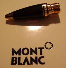 MontBlanc Boheme pen replacement parts Mont Blanc Lower Barell Black Gold