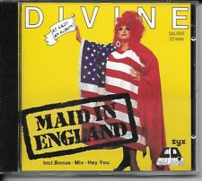 "CD BEST OF 13 TITRES--DIVINE--MAID IN ENGLAND--GERMAN IMPORT ""RARE"""