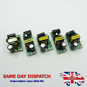 240V AC/DC Buck Converter Isolated Step Down Power Supply Module Open Frame