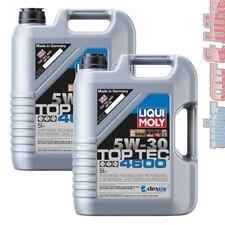 2x 5L Liqui Moly 3756 Motoröl Top Tec 4600 5W-30 Öl VW BMW MB Ford GM
