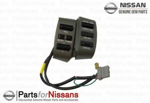 Genuine Nissan Cruise Switch 25552-8S210