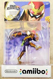 Nintendo amiibo Super Smash Bros Series Captain Falcon Figure