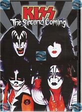 DVD KISS THE SECOND COMING édition russe