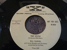 Bill Darnel, Where Can You Be? / The Hook    PROMO