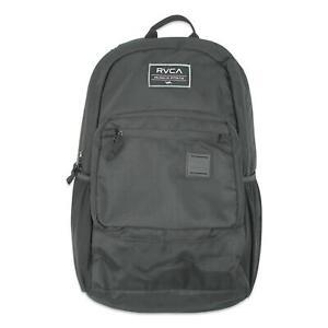 RVCA Estate II 21L Backpack Black One Size New