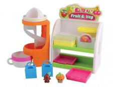 Shopkins Easy Squeezy Fruit and Veg Stand Playset