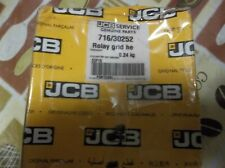 JCB PARTS GENUINE JCB RELAY GRID HEATER RELAY 716/30252