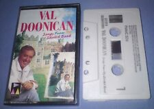 VAL DOONICAN SONGS FROM MY SKETCH BOOK cassette tape album T4857