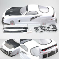 190mm Tamiya Body Shell Mazda RX-7 EP 016# For 1/10 RC On Road Drift Car W/Ring