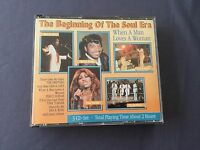 3 CD set THE BEGINNING OF THE SOUL ERA - WHEN A MAN LOVES A WOMAN