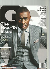 GQ Revista Octubre 2013 The How To Edición