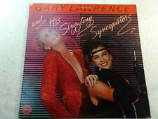 Gary Lawrence & His Sizzling Syncopators CBS 1980 LP Vinyl Record lp3362