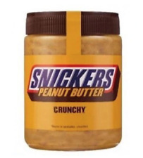 Snickers spread cream PEANUT BUTTER 320g