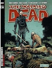 variant THE WALKING DEAD Numero 40 VARIANT ROMA 2016 SALDAPRESS NUOVO