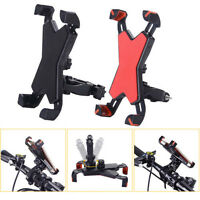 Motorcycle MTB Bicycle Handlebar Bike Mount Holder For All Cell Smart Phone GPS
