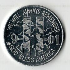 "New ListingMardi Gras Krewe Doubloons 2001 ""Krewe of Endymion"" 9/11/01"