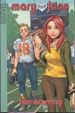 MARY JANE VOLUME 02 HOMECOMING DIGEST TRADE PAPERBACK MARVEL 2005