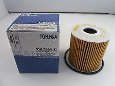 Ford Mondeo Mk4 2.0 TDCI Diesel Oil Filter 2007-On *GENUINE MAHLE OE OX339/2D*