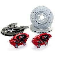 performance brake calipers front Audi A1 S1 VW Polo 6R WRC 6C GTI big brake kit