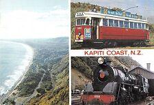Br44956 Chemin de Fer train Railway Kapiti coast new zealand tramway tram