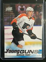 2019-20 Upper Deck Young Guns Morgan Frost #469
