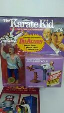 Karate kid Remco Mint In Box Action Figure