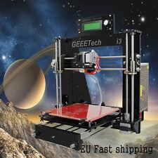 Geeeetech stampante 3D For Reprap Prusa i3 MK8 extruder USB/SD scheda DC 12V/24V