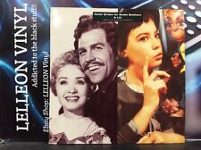 Seven Brides For Seven Brothers & Lili LP Vinyl LPMGM9 A1B1 Film 80's