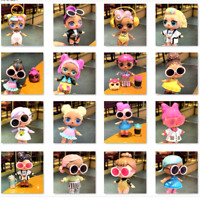 LOL Surprise Doll Big SISTER Sugar Flower Child V.R.Q.T. QUEEN toys Collection