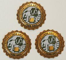 100 John Bull Crown Caps for your glass beer bottles
