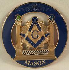 Freemason Masonic Cut Out Car Emblem