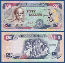 JAMAIKA / JAMAICA  50 Dollars 2012 Commemorative UNC  P.89