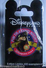 Disney DLP Pin Trading Night Paris Kuzco LE 400 Pin