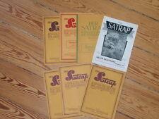 Der Satrap 8 Antike Hefte original aus der Zeit 1929-1934
