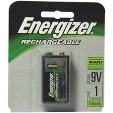 Energizer (9V 1 150mAh Rechargeable Battery