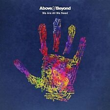 We Are All We Need 5039060230428 by Above & Beyond CD
