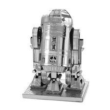 STAR WARS DROID R2-D2 3D Kit Modellino in metallo Nano