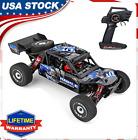 Wltoys 124018 4WD 1:12 Scale RC Car High Speed Remote Control 2.4G Car Toy K8Y0