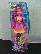Barbie Star Light Adventure Doll Original Long Pink Hair New in Box