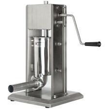 Remplissage Poussoir Appareil Machine à Saucisses Viande Acier Inoxydable 3L